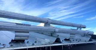 Монтаж снегозадержателей Владивосток цена от 852 руб.